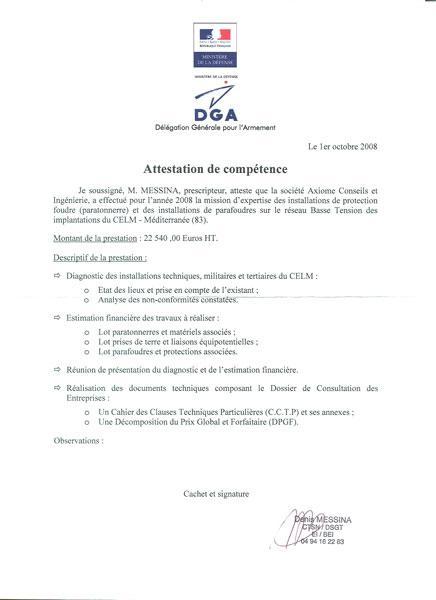 DGA Toulon